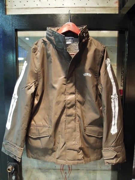 EVILACT nylon field jacket