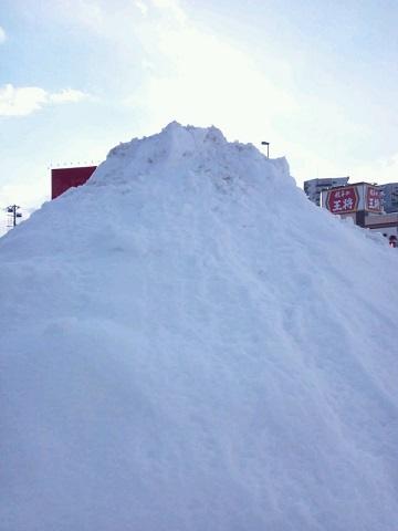 20131231用・雪山