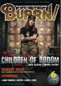 BURRN! 2013年 06月号