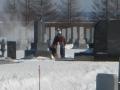 園内除雪2