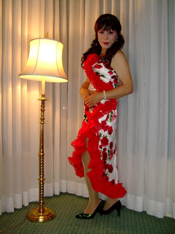071101赤い花のドレス(2)