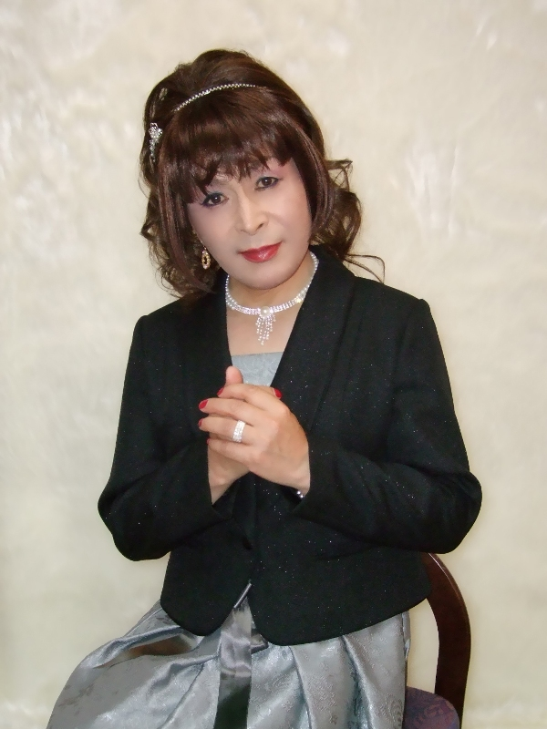 グレードレス紺ジャケット(2)