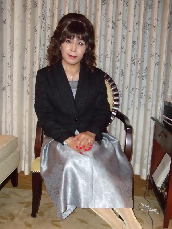 グレードレス紺ジャケット(3)