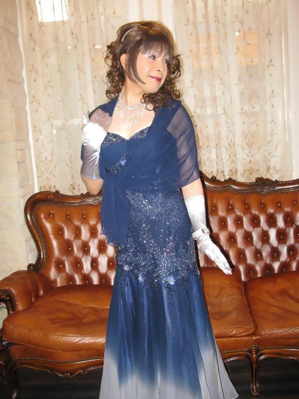 080922濃青ロングドレス(1)