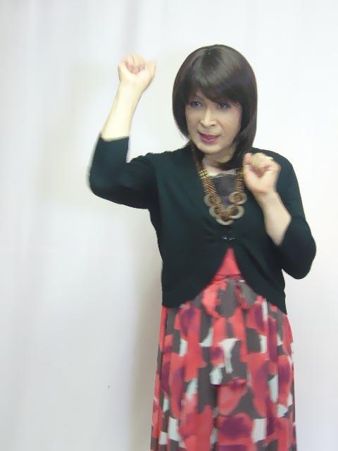 070613赤ワンピ(7)