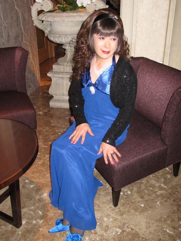 091214青ロングドレス(2)