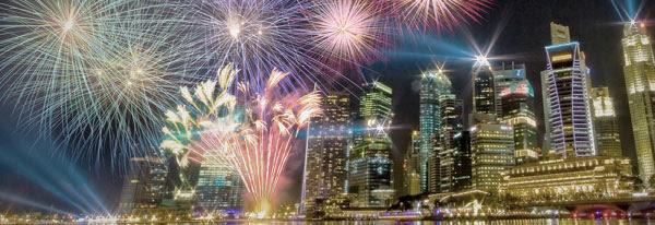 年末年始のシンガポール滞在が 25 OFF!