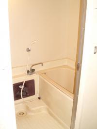 フドウ浴室改修前