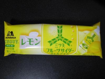 アイスガイ三ツ矢フルーツサイダーレモン