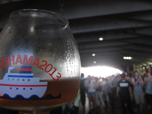 2013-9-15横浜ビアフェス1