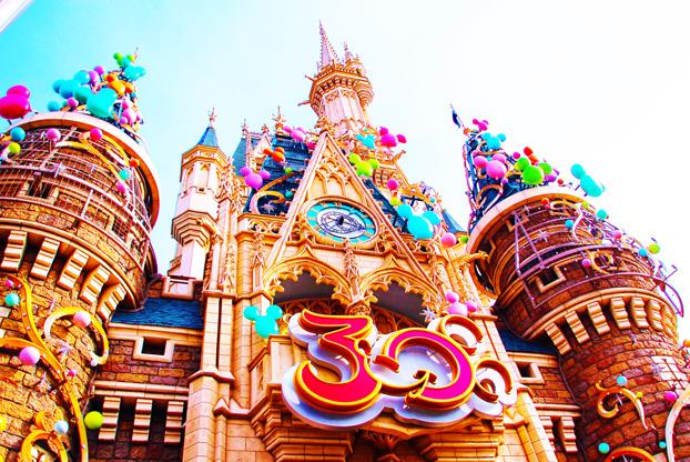 30th*お城1