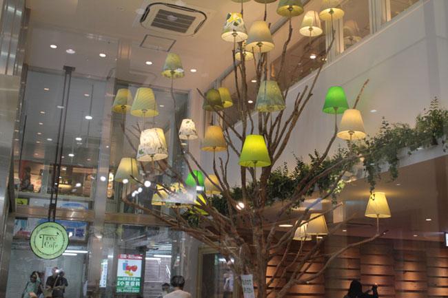 京都/女性建築士の池田デザイン室カフェ