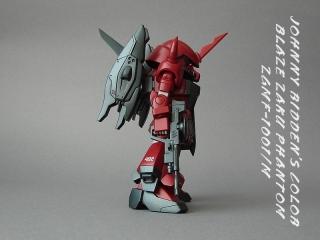 SDブレイズザク04