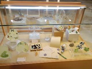蛙 かえる カエル 展示の様子