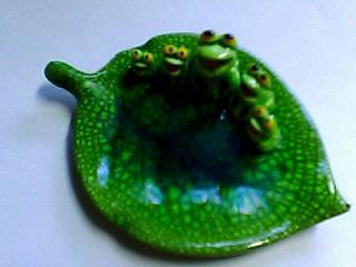 幸せを六蛙