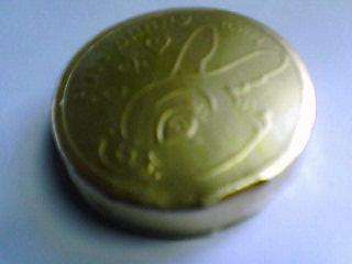 謎のコイン