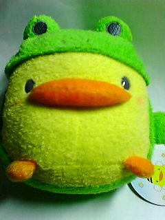 蛙ピヨチャン(大)