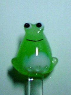 蛙マドラーアップ