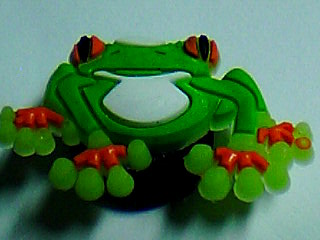 ジビッツ風蛙の1