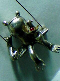 ブランコ蛙アップ