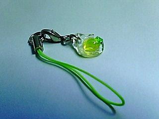 葉っぱ乗り蛙 1