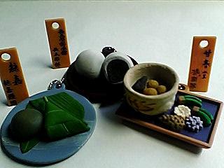 京銘菓 前列