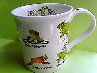 DUNOON FROGマグカップ
