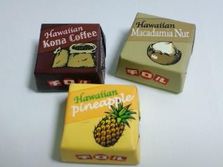 コーヒー パイン マカダミア