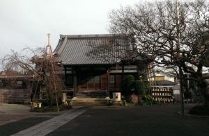本興寺本堂