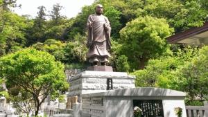 妙本寺 日蓮聖人像