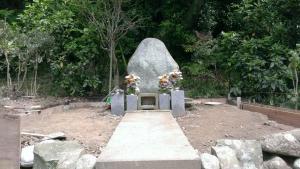 源よし子の墓