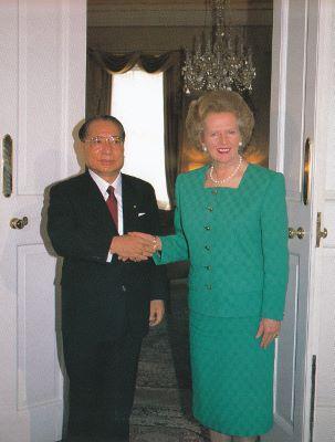 サッチャーさんと池田名誉会長 (303x400)