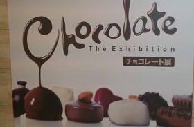 チョコレート展 (1)