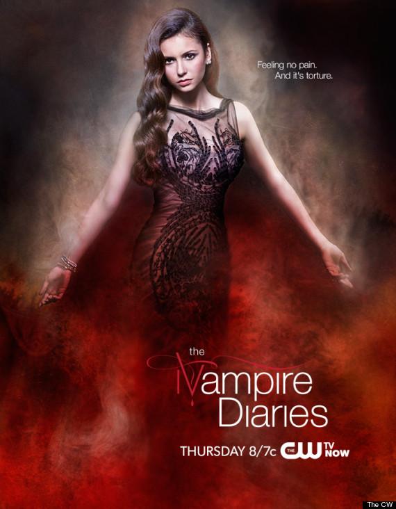 THE VAMPIRE DIARIES ELENA