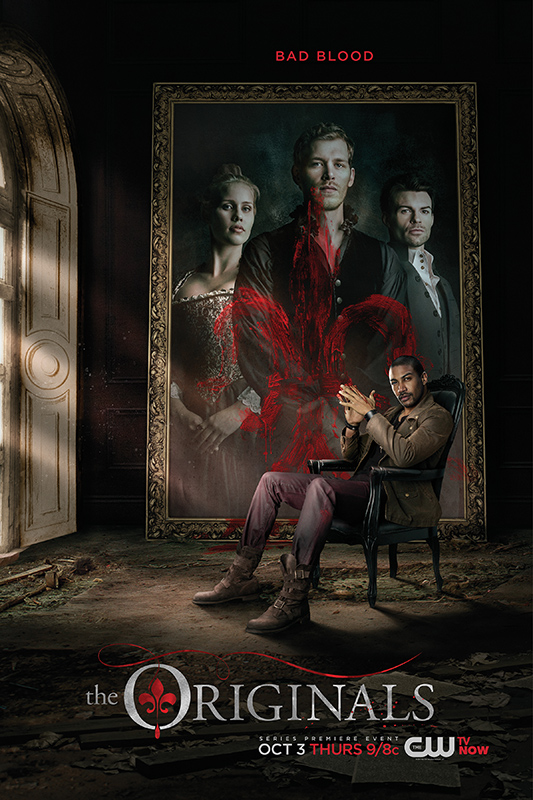 originals promotional poster