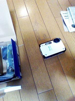 防水カメラ4