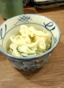 ポテトサラダ(105円)磯丸水産