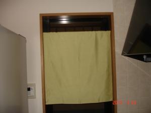 シンコール ソワレML-7405 1倍強のポール通しカーテン