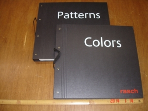 rasch(ラッシュ)PatternsとColors
