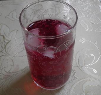 紫蘇ジュース2013