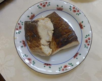 焼き魚・ぶり