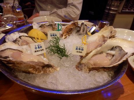 産地別の生牡蠣12・29