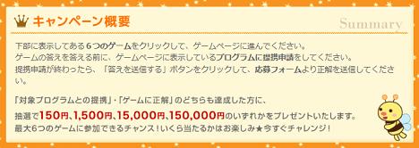 『A8.net』150万サイト突破キャンペーン2