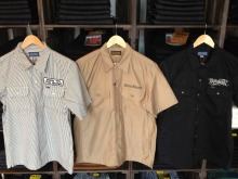$アイアンハート児島ブランチのブログ-半シャツ