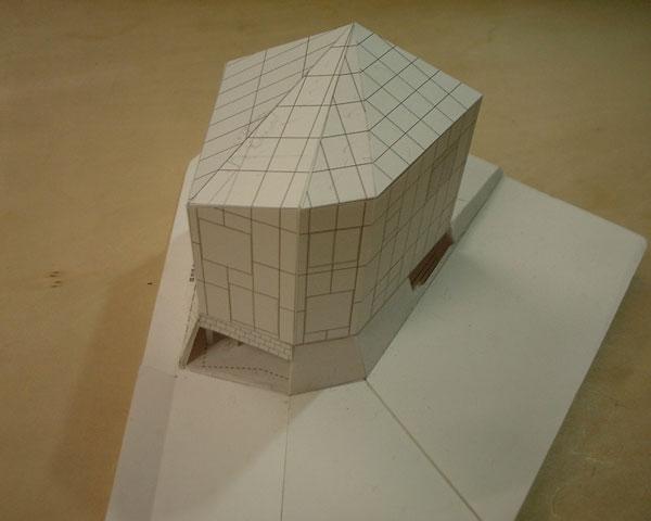 石栗邸模型1
