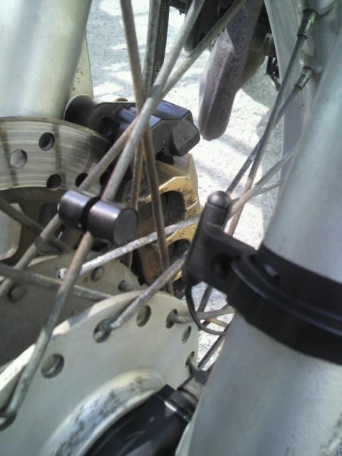 車輪開店パルス