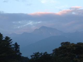 7月28日の山
