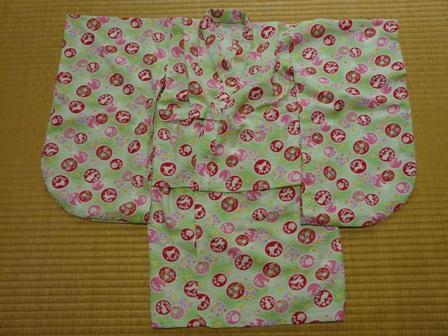 浴衣 (Pちゃん用) 1