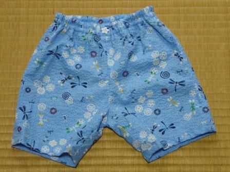 赤ちゃんの甚平 (Jくん用) 3