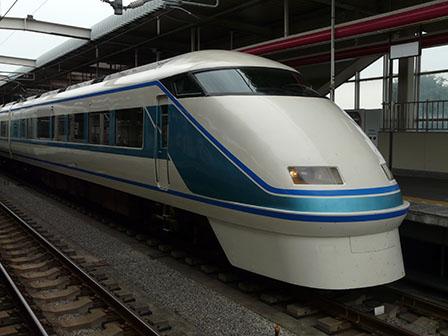 東武鉄道 スペーシア 栃木駅